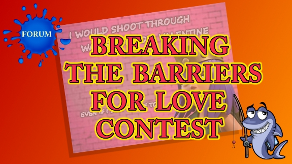 Contest: Breaking the Barriers for Love